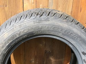 Toyo tire Lightly used as a real spare for Sale in Portland, OR