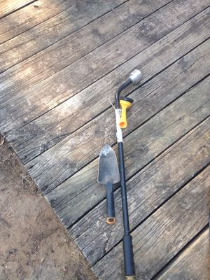 Free water wand. Garden shovel. for Sale in Fort Worth, TX
