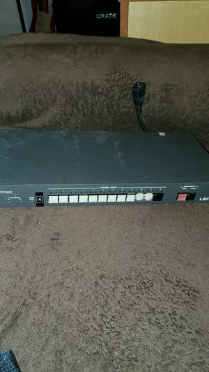 Audio/Video Routing switcher for Sale in Glendale, AZ