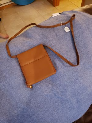 Vintage Leather Crossbody for Sale in Traverse City, MI