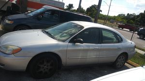 2006 Ford Taurus SE a great running engine and transmission need small little mechanical issues Ice Cold Air asking 550 or best offer for Sale in Tampa, FL