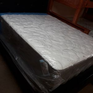 Brand New Firm Mattress With Boxspring for Sale in Compton, CA