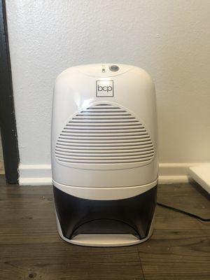 Portable Dehumidifier & Air Purifier - White for Sale in Burbank, CA