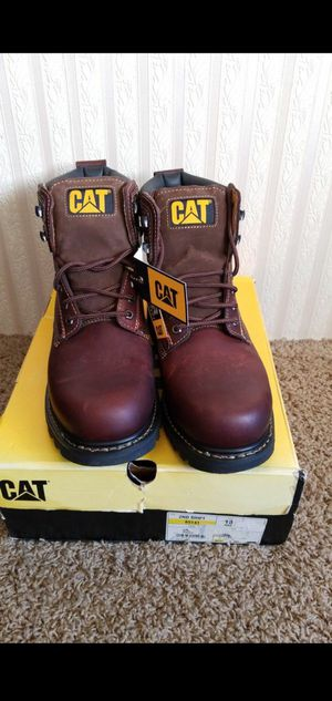 CAT boots for Sale in Portland, OR