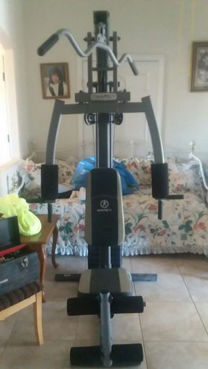 Marcy 100 pounds gym equipment for Sale in North Las Vegas, NV