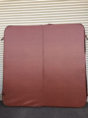 "New Brown 93"" x 93"" Hot Tub/ Spa Cover for Sale in Fresno, CA"