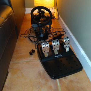 Logitech Wheel Shifter And Pedals For Xbox for Sale in Miami, FL