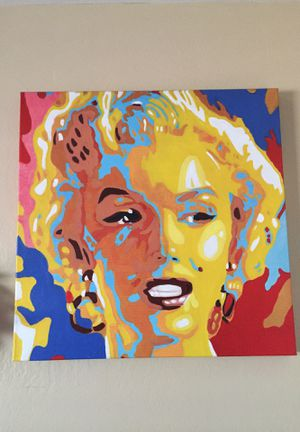 Marilyn Monroe Painting for Sale in Stockton, CA