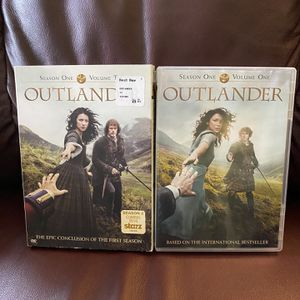 Outlander Season 1 - Part 1 and Part 2 for Sale in Federal Way, WA