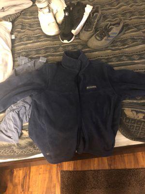 Columbia Sweatshirt. Dark Blue. Size L for Sale in Atlanta, GA