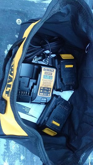 Battery and charger for Sale in CRYSTAL CITY, CA