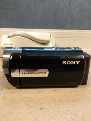 Sony Handycam DCR-SX85 for Sale in Missoula, MT