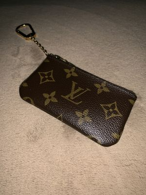 Louis Vuitton Monogram Coin Pouch w/ Keychain for Sale in Adelphi, MD