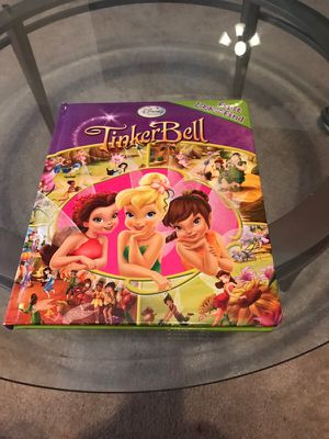 TinkerBell Look & Find Book for Sale in Pflugerville, TX