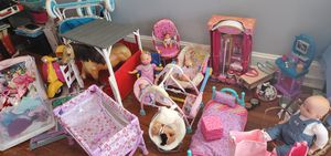 Doll Lot for Sale in KNG OF PRUSSA, PA