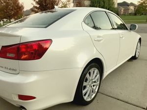 Lexus IS 250 AWD 2OO7 for sale Low Miles for Sale in Silver Spring, MD