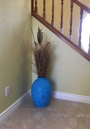 Flower Vase / Flower Arrangement /Ceramic Pot for Sale in Scottsdale, AZ