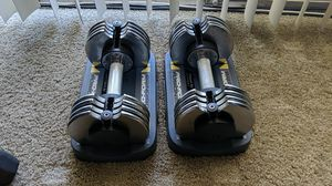 Pro-form Fusion Adjustable Weights (25lb) for Sale in Beverly Hills, CA