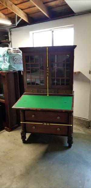 Antique Secretary Desk for Sale in San Jose, CA