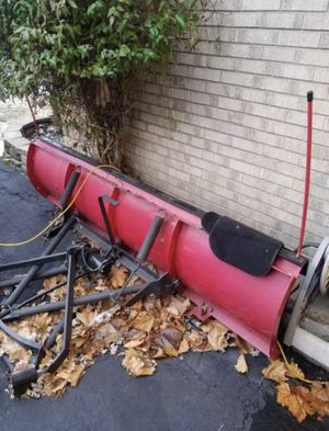 Snowbear personal plow for Ford Ranger for Sale in Oak Lawn, IL