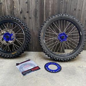 KKE 21/18 Drz400sm Enduro Wheels for Sale in Arcadia, CA