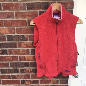 PATAGONIA POLARTEC FLEECE VEST for Sale in Raleigh, NC
