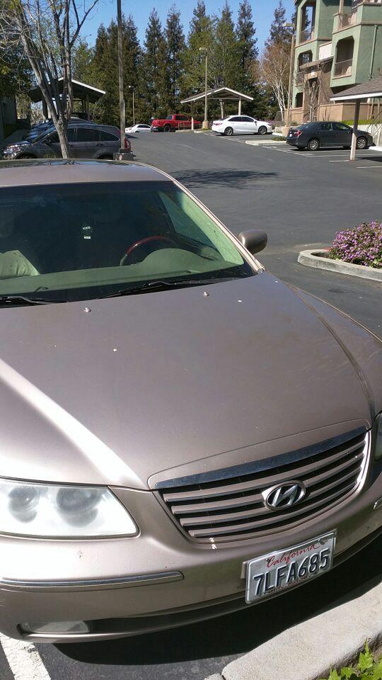Hyundai azera limited edition 2006