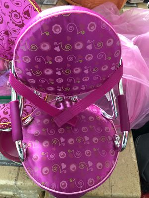 Doll hairdresser chair our generation for Sale in Gaithersburg, MD