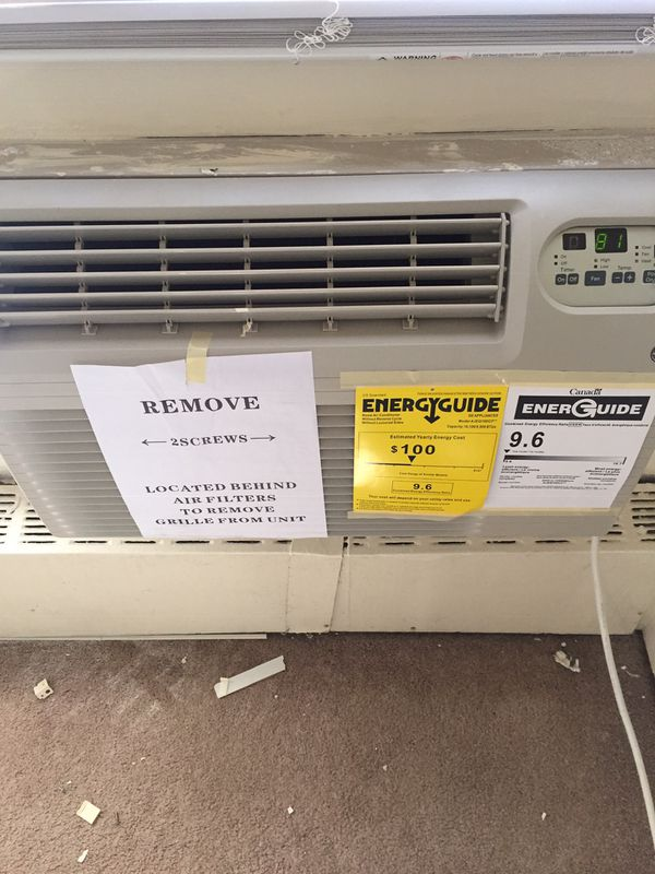 Brand heat and ac window unit 220v