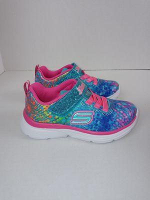 Sketcher Girls Wavy Lites Sneakers for Sale in Perris, CA