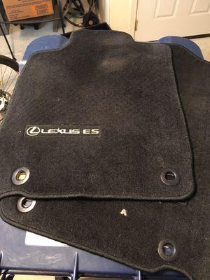 2013-2015 Lexus ES350/300 used floor mats for Sale in Mukilteo, WA