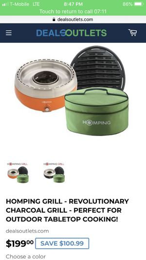Homping Grill for Sale in Austin, TX