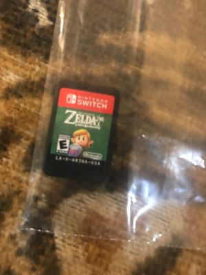 Nintendo switch Zelda link to the past trade only other switch games for Sale in Tacoma, WA