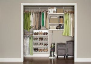 BOX OF CLOSET ORGANIZER for Sale in Downey, CA