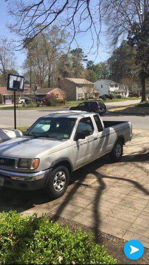 Nissian frontier set of 4 tires for Sale in Newport News, VA