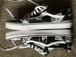 """Vans """"Off the Wall"""" Classics for Sale in Eagle Mountain, UT"""