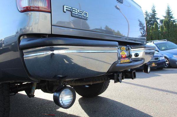 2002 Ford Super Duty F-350 SRW
