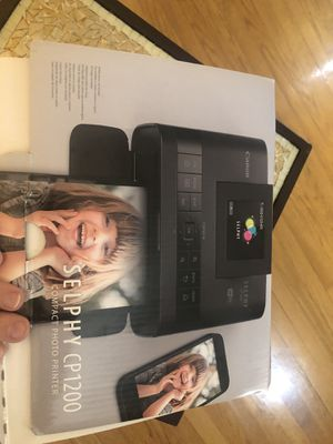 Compact photo printer for Sale in Cave Spring, VA