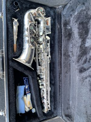 Saxophone for Sale in Spring Valley, CA
