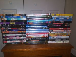 Box of DVDs for Sale for sale  Spring Hill, FL
