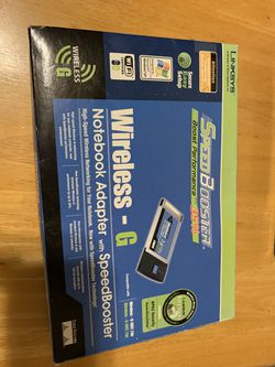 Speed booster notebook adapter for Sale in Rustburg,  VA