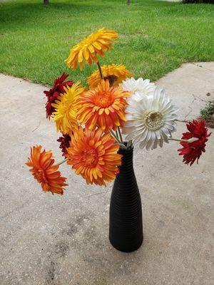 Flowers & Vase for Sale in DeBary, FL