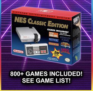NES Classic Edition Plus More for Sale in Parma, OH