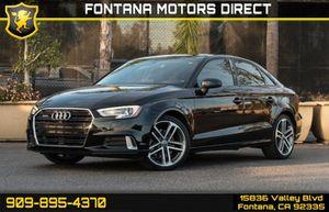 2017 Audi A3 Sedan for Sale in Fontana, CA