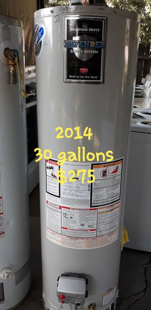 Bradford white water heater for Sale in Selma, CA