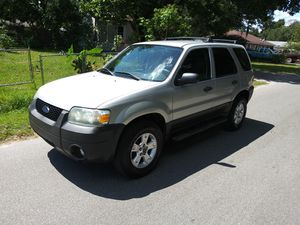 07 Ford Escape for Sale in Auburndale, FL