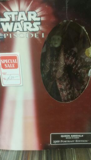 Used, Queen Amidala for Sale for sale  Belleville, NJ