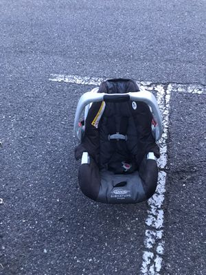 Graco car seat for Sale in Nutley, NJ