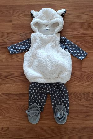 Halloween costume sheep size 0-6 for Sale in Lakewood, CO