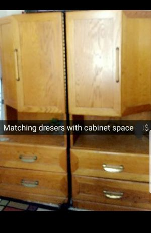 Wooden dressers for Sale in Fresno, CA
